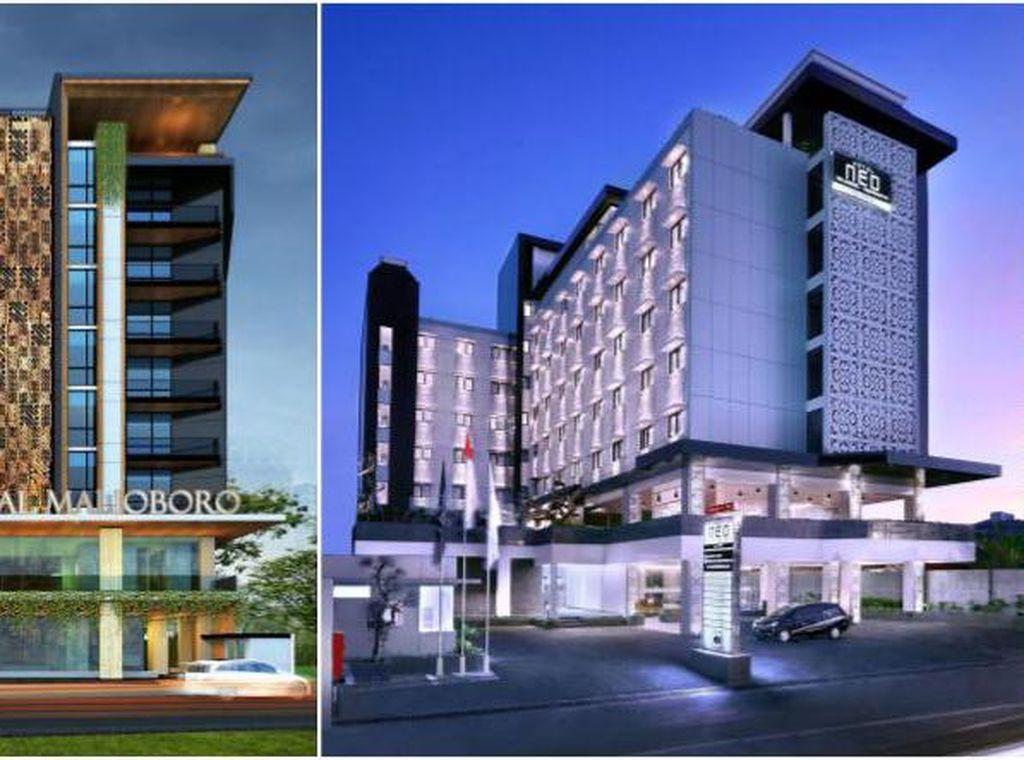 Pandemi Belum Usai, Hotel-hotel RI Masih Diisi Hantu