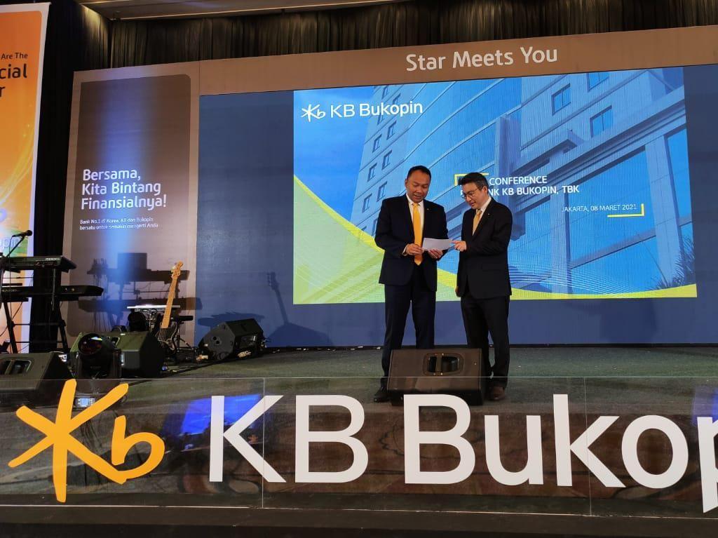Target Masuk Top 10 Bank RI Usai Rebranding, Ini Strategi KB Bukopin