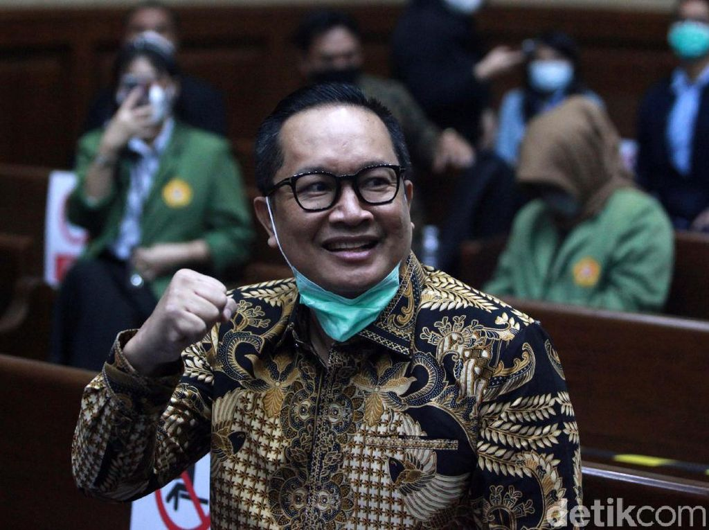 Brigjen Prasetijo Divonis 3,5 Tahun Penjara Kasus Red Notice