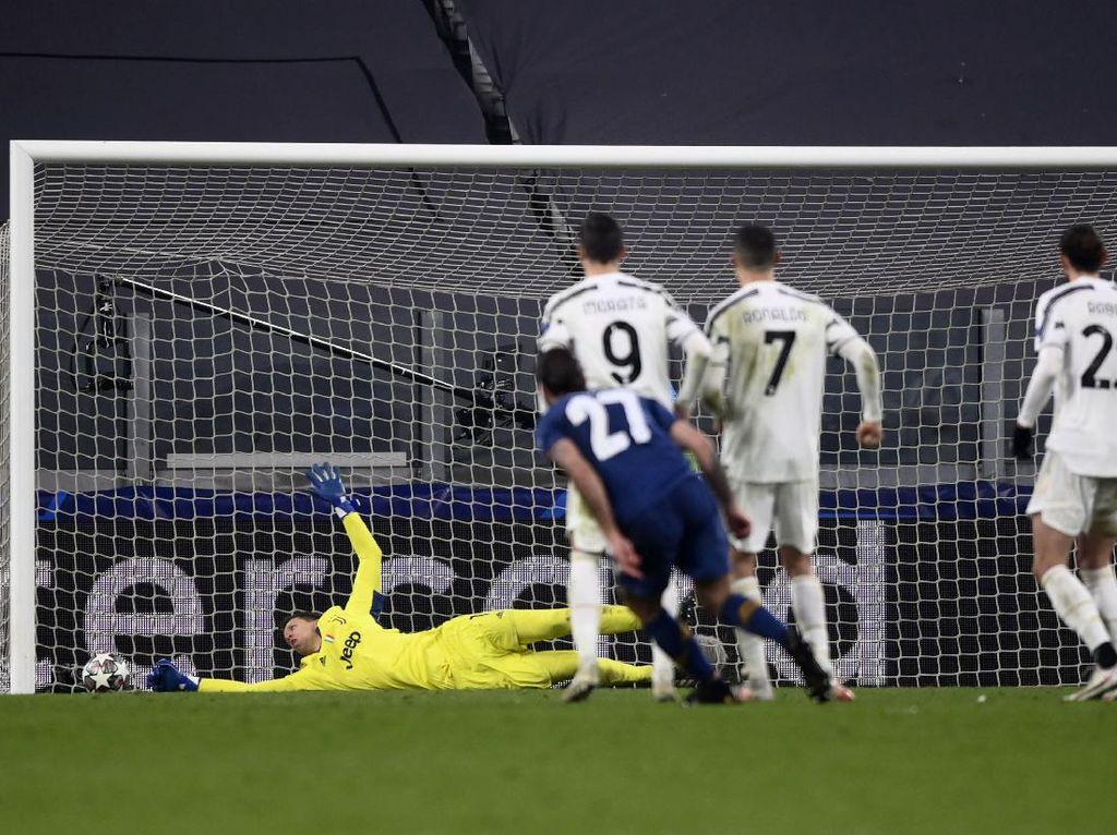Juventus Didepak Porto, De Ligt: Sulit Diterima