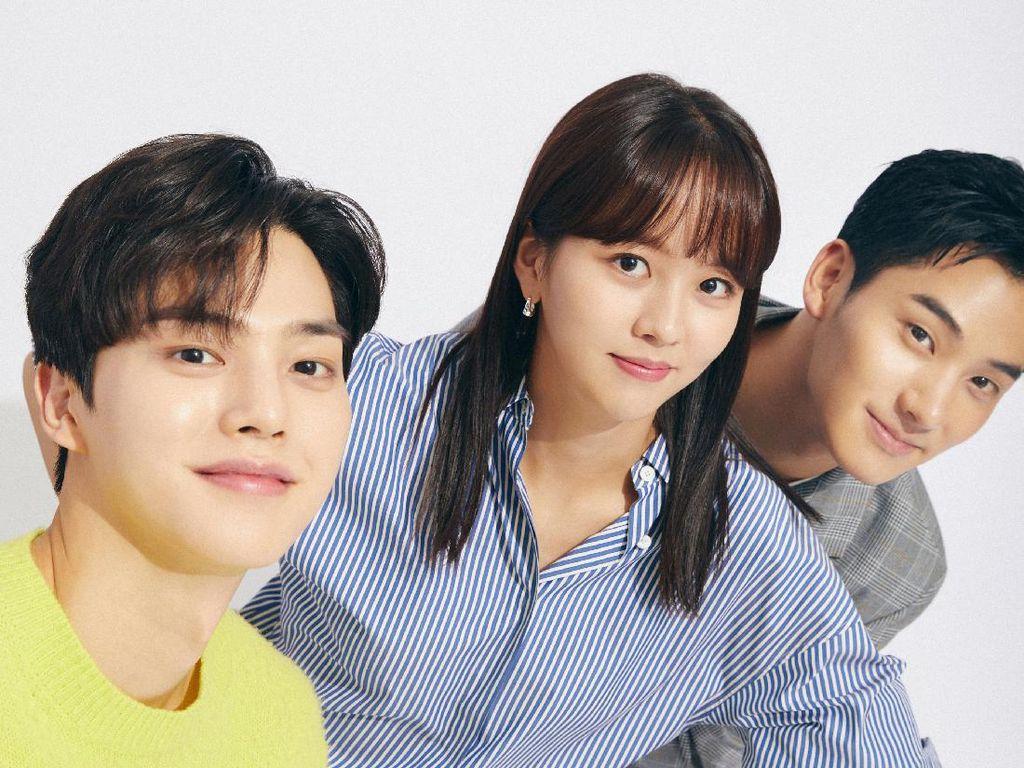 Song Kang-Kim So Hyun ungkap Kisah Cinta yang Lebih Rumit di Love Alarm 2