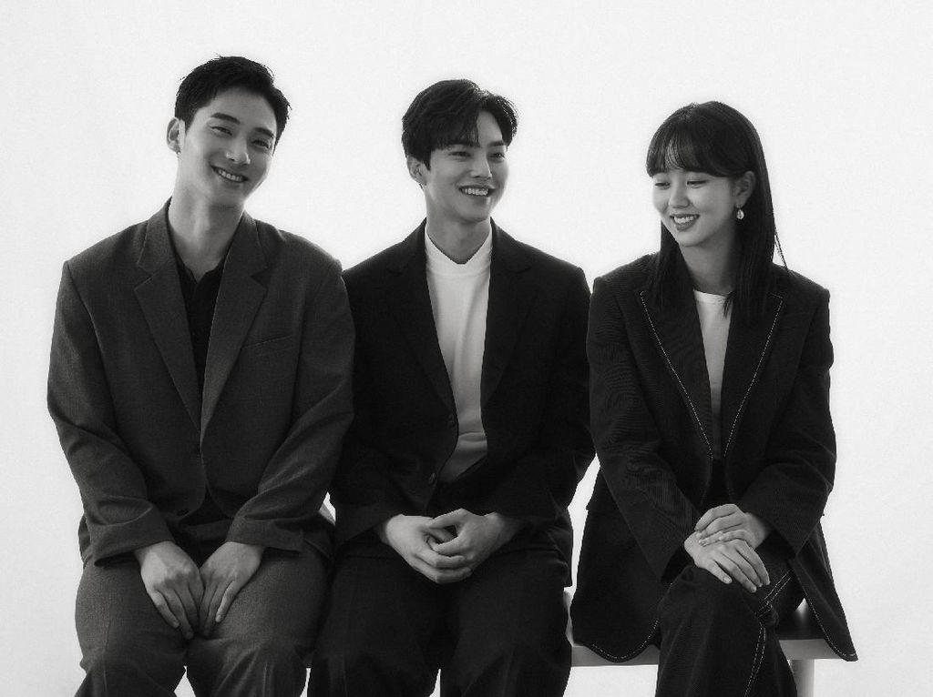 Love Alarm 2 Tayang, Ini Pesan Eksklusif Song Kang dan Kim So Hyun Buat Kamu!