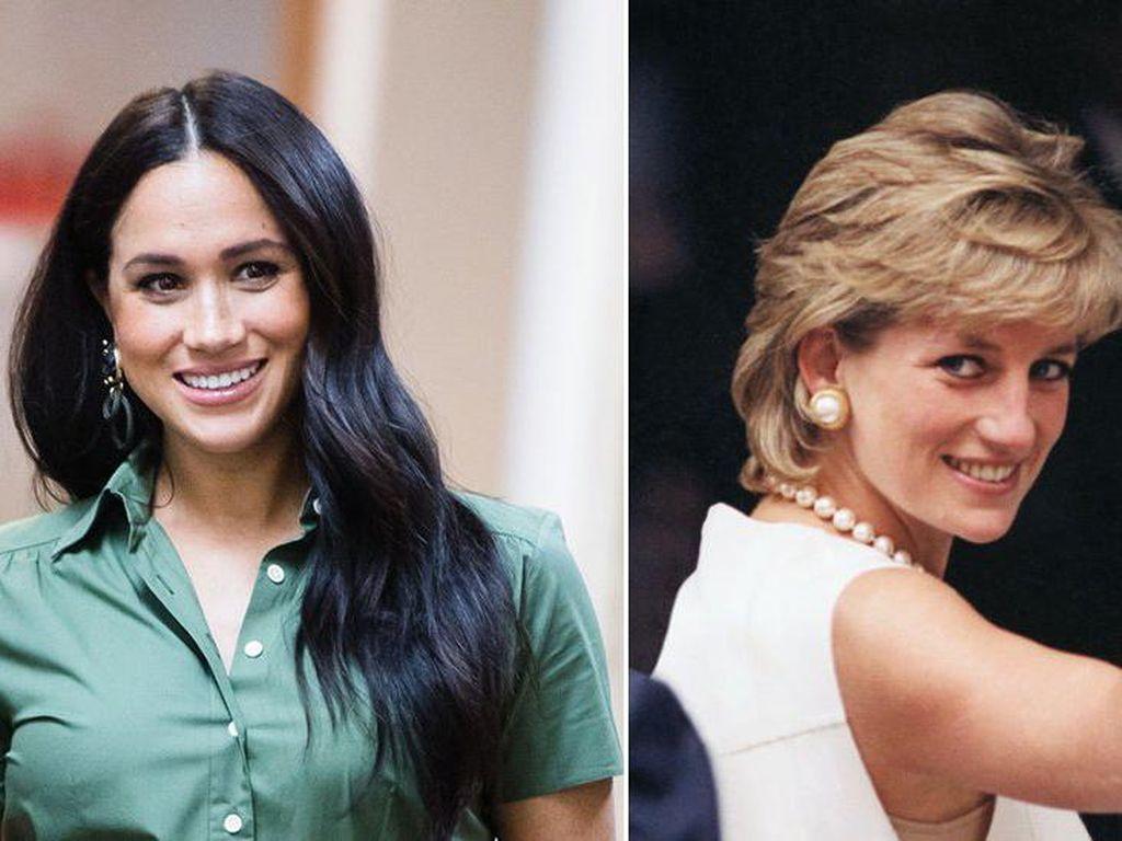 Meghan Markle dan Putri Diana, Mengapa Mereka Dibanding-bandingkan?