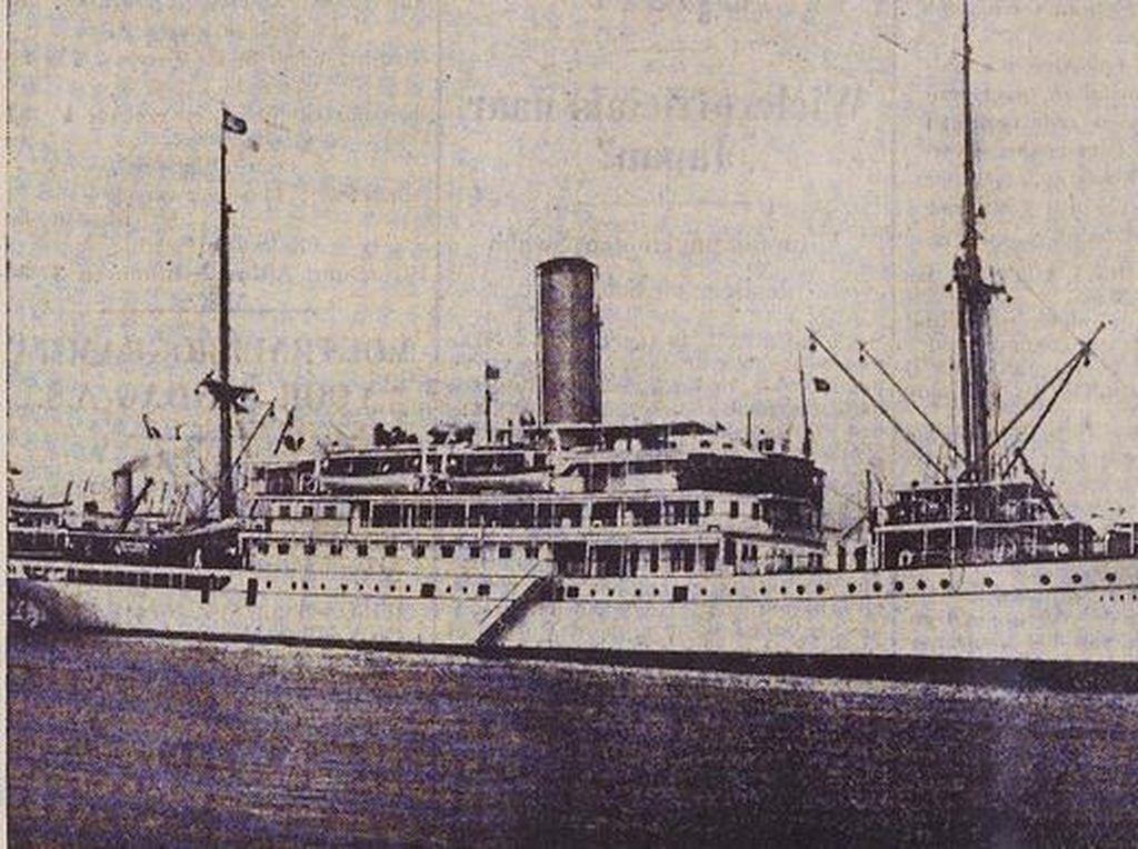 Bangkai Kapal van der Wijck Akan Segera Dieksplorasi