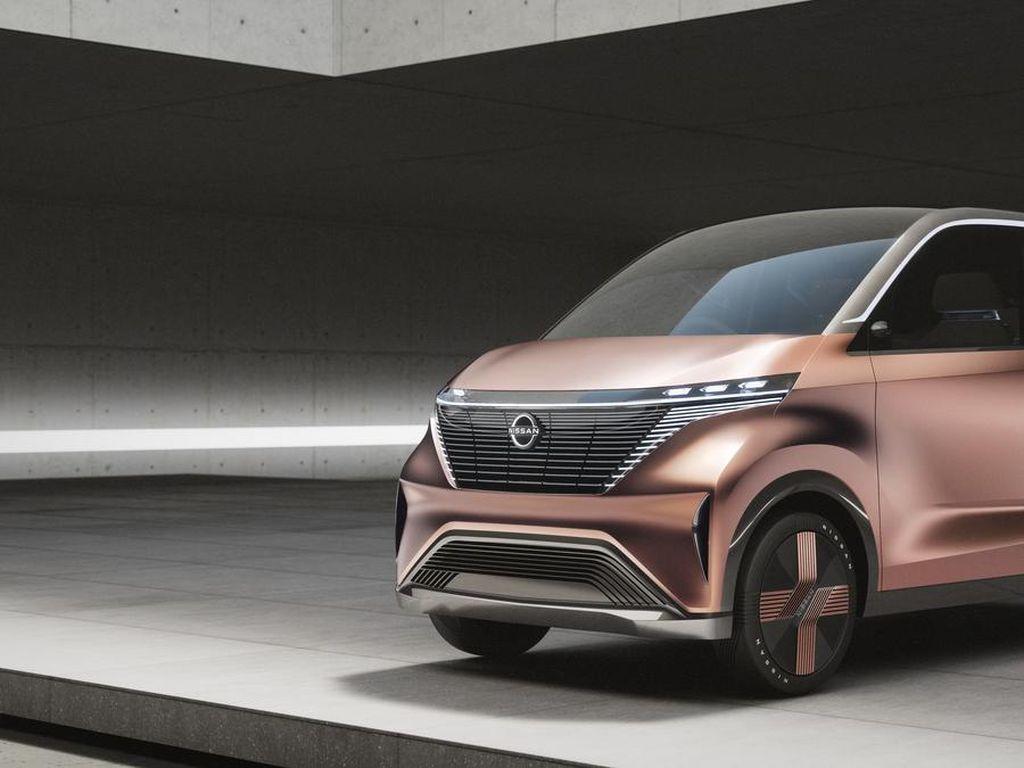 Nissan-Mitsubishi Bikin Mobil Listrik Murah, Disubsidi Harganya Cuma Rp 132 Jutaan