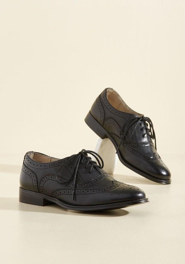Oxfrord Shoes untuk Sidang Skripsi
