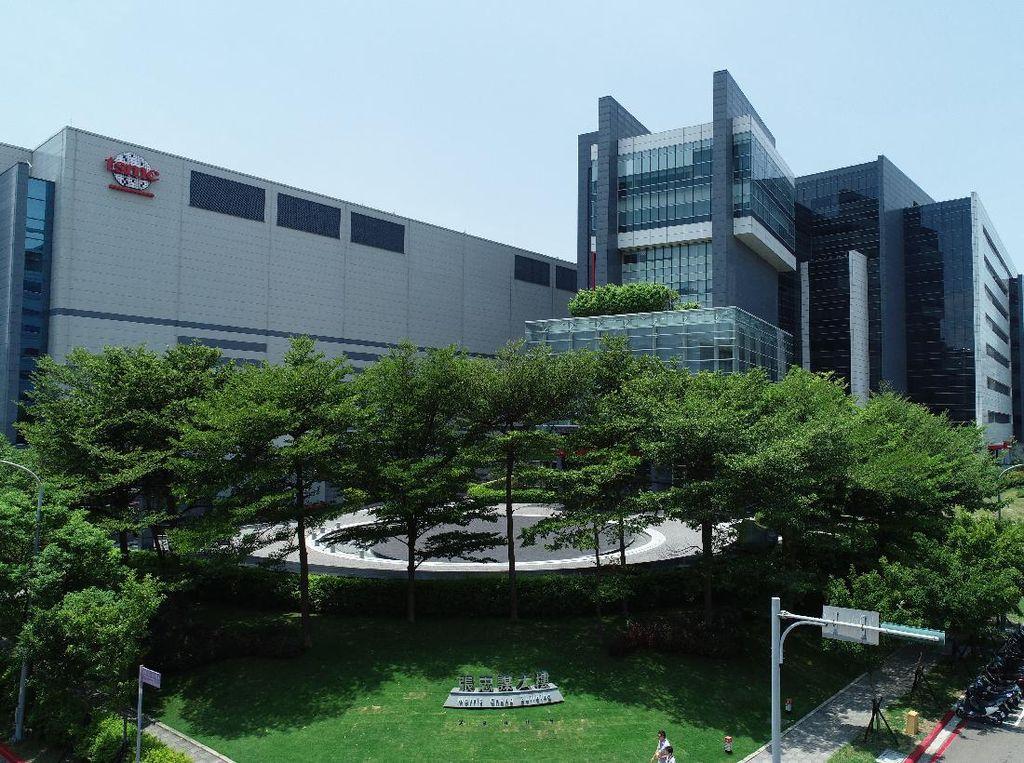 Taiwan Kekeringan, Pabrik Semikonduktor Waspada Pasokan Air