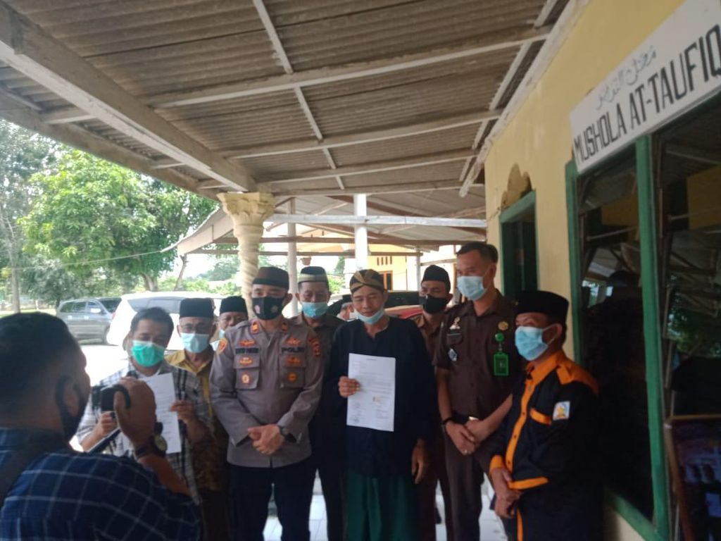Paranormal di Lampung Ngaku Bisa Panggil Nabi Muhammad, Polisi Bertindak