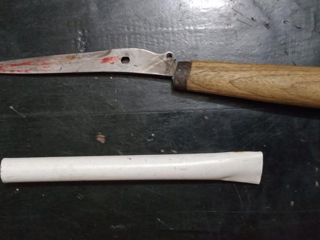 Pria di Sumsel Tusuk Tetangga hingga Tewas Gegara Dituding Hendak Membunuh