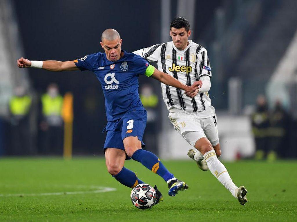 Pepe, Si Mimpi Buruk Juventus
