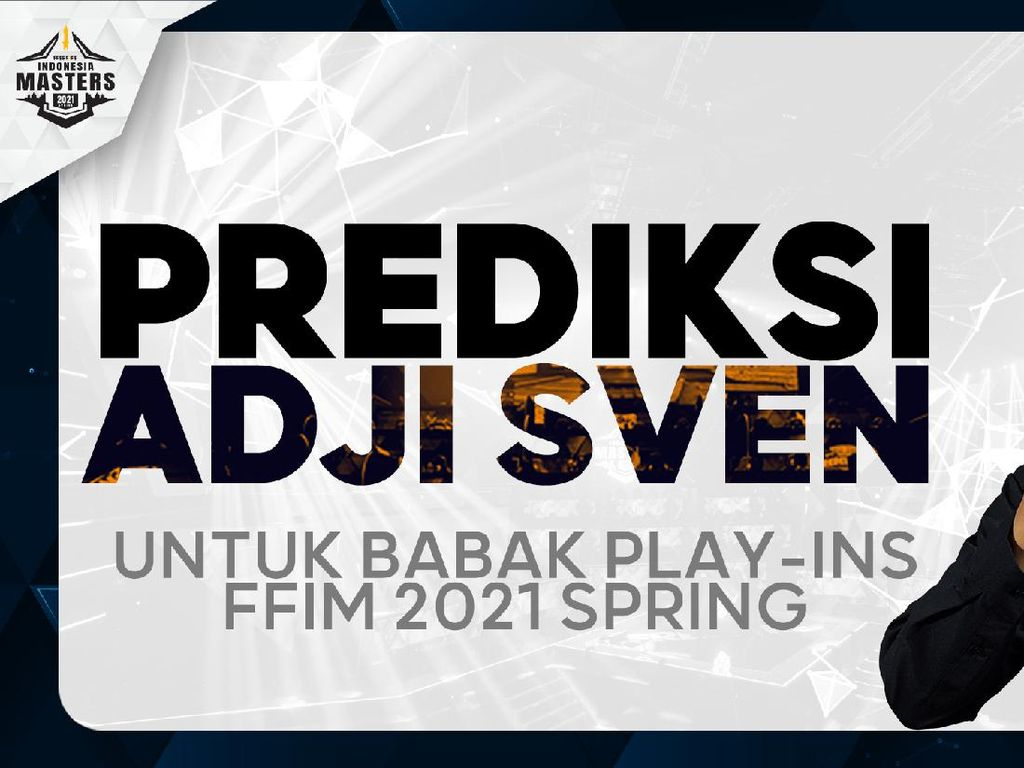Prediksi Babak Play-ins Free Fire Indonesia Masters 2021 Spring