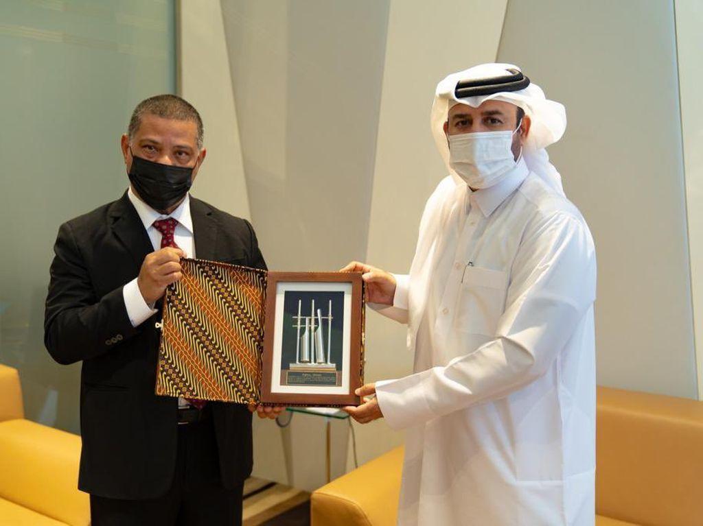 RI dan Katara Godok Qatar-Indonesia Year of Culture 2023