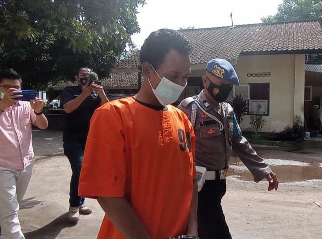 Residivis di NTB Diciduk, Terekam CCTV Hampir Bugil Saat Mencuri