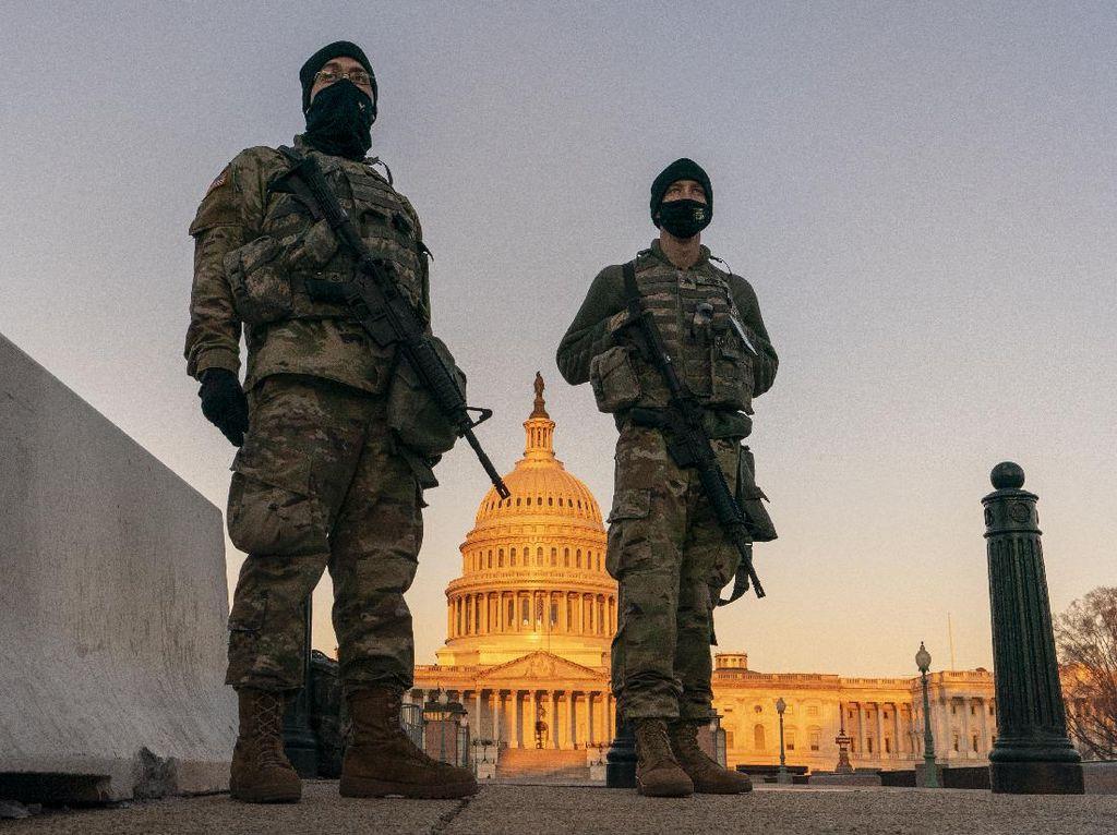 Polisi soal Penyerangan Capitol: Tak Ada Kaitannya dengan Terorisme