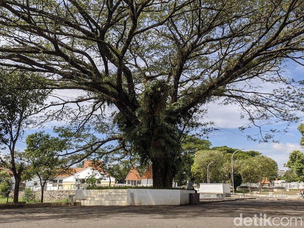 Foto Situs Jambansari, Spot Foto Baru di Ciamis