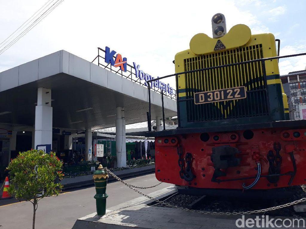 Wah! Stasiun Tugu Yogyakarta Akan Jadi Ekosistem Transportasi
