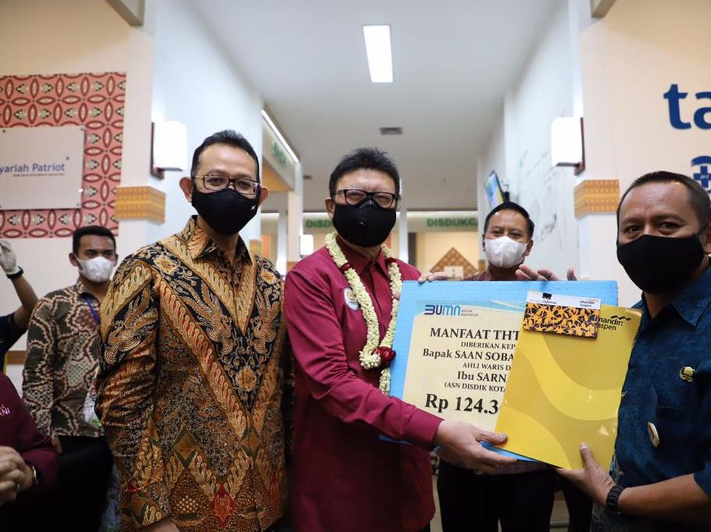 Taspen Buka Mal Pelayanan Publik Baru di Bekasi