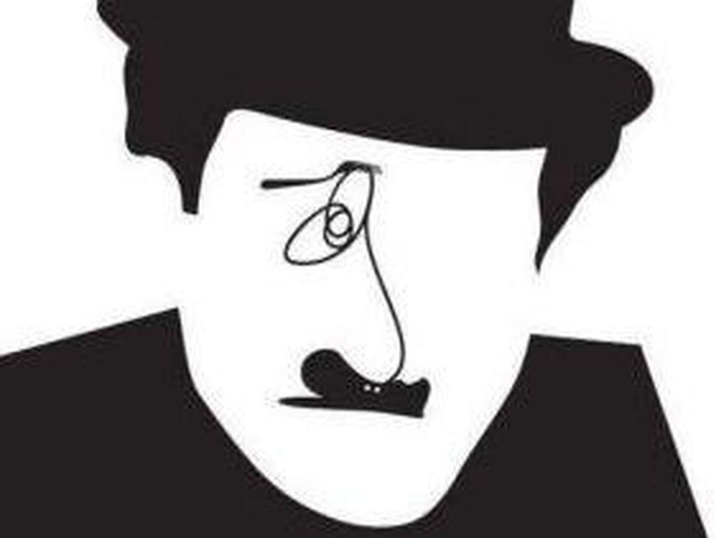 Tes Kepribadian: Gambar Charlie Chaplin atau Sepatu yang Pertama Dilihat?