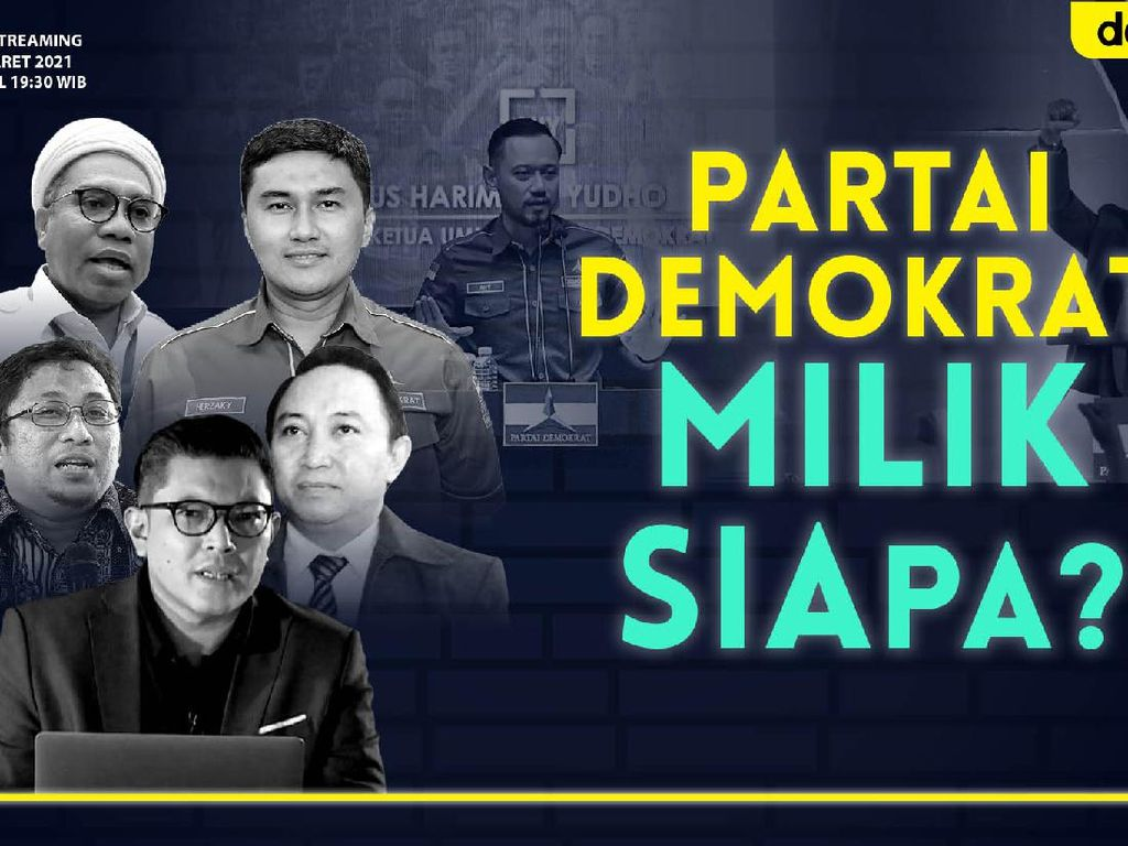 dRooftalk: Perebutan Kuasa di Partai Demokrat