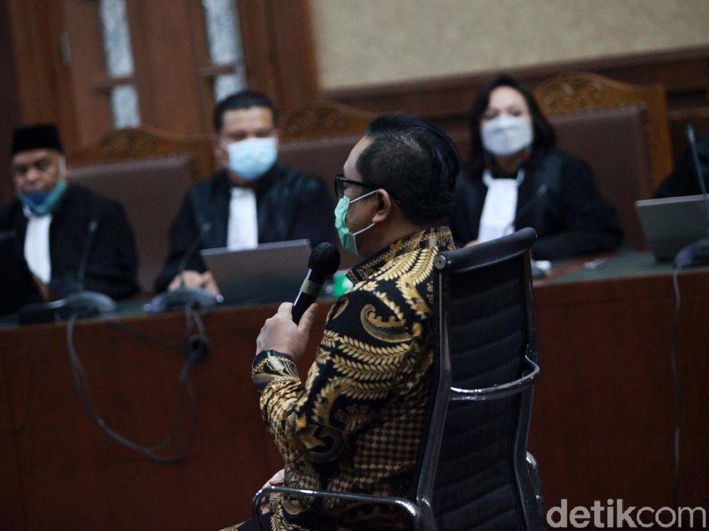 Hakim Tolak Permohonan JC Brigjen Prasetijo di Kasus Suap Red Notice