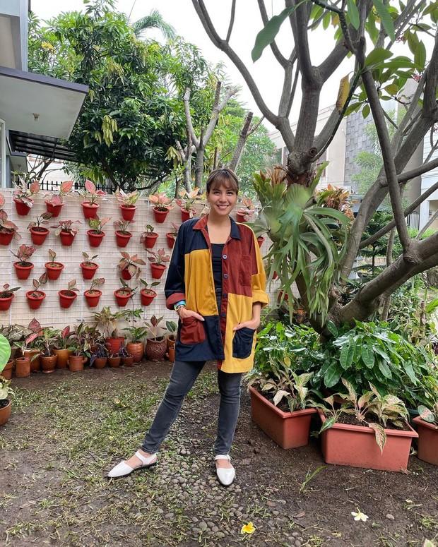 Tya Ariestya sering mengunggah koleksi tanaman hias di instagram /instagram.com/tya_ariestya
