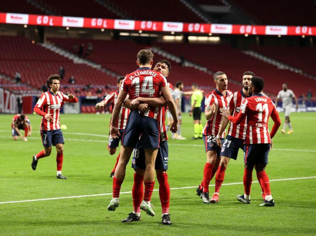 Atletico Vs Bilbao: Penalti Luis Suarez Menangkan Los Colchoneros