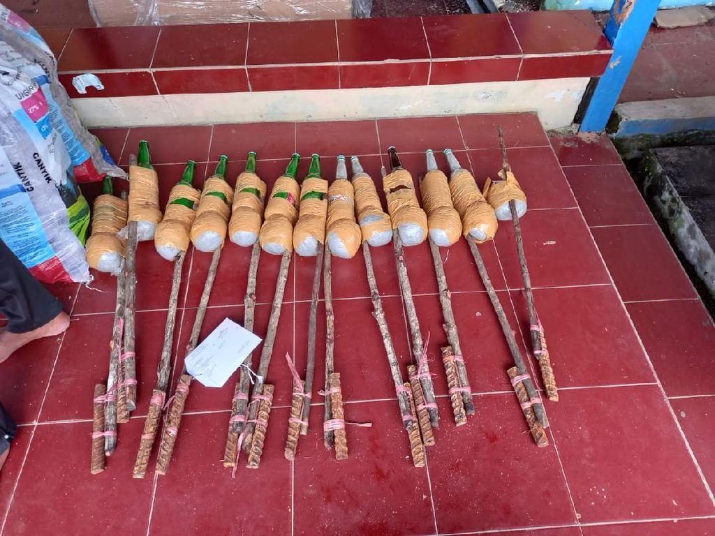 Tangkap Ikan dengan Bahan Peledak, 11 Nelayan Mamuju Diamankan Polisi