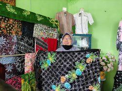 Beda dari Biasa, Desa Ngenep Kembangkan Motif Batik Istimewa Ini