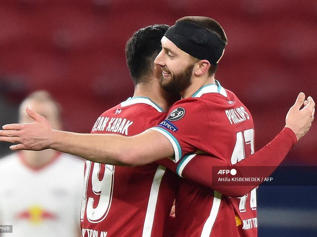 Duo Kabak-Phillips Solusi Krisis Lini Belakang Liverpool?