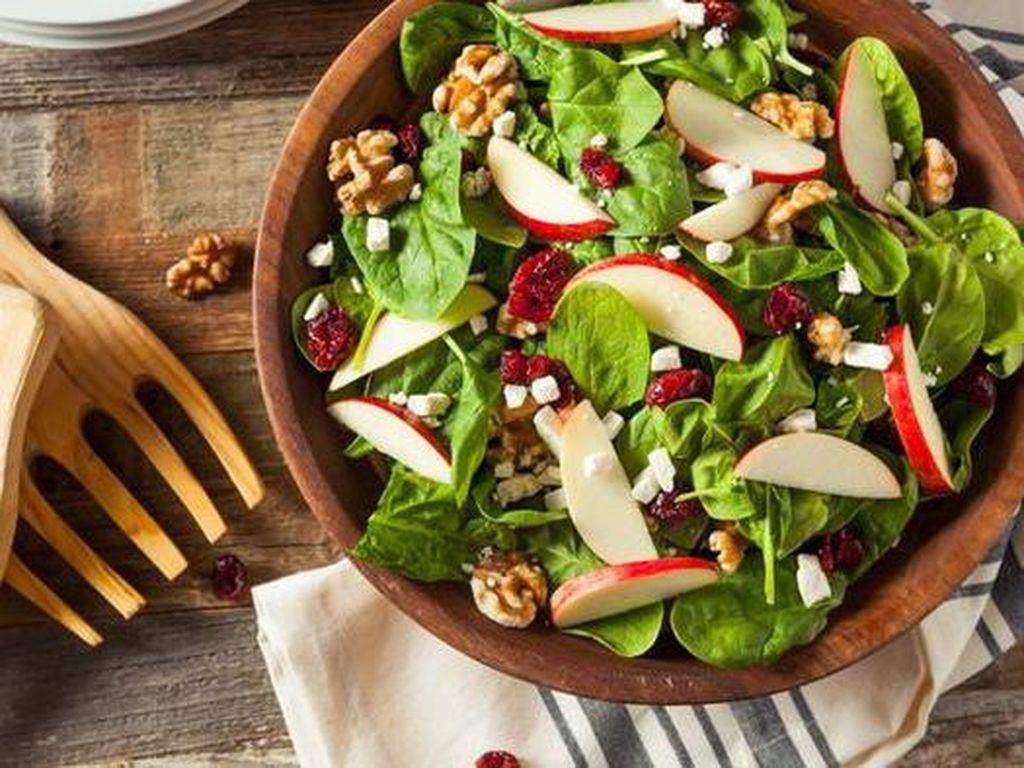 Pakar Nutrisi: Daripada Suplemen, Buah dan Sayur Lebih Baik Antioksidannya