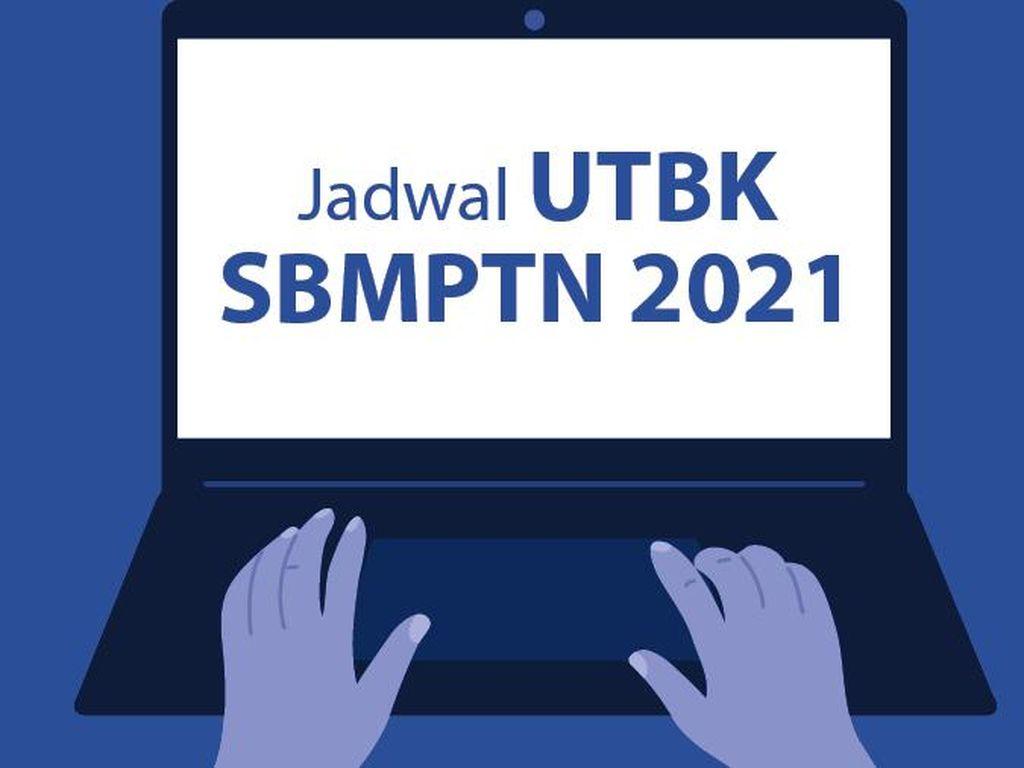 Penyesuaian Jadwal dan Pelaksanaan UTBK-SBMPTN 2021, Jangan Terlewat!
