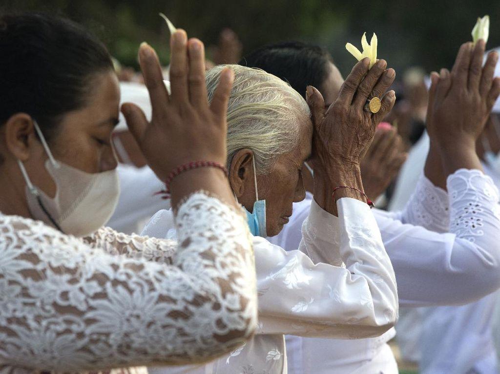 Bali Hening 24 Jam, Inilah Makna Hari Raya Nyepi