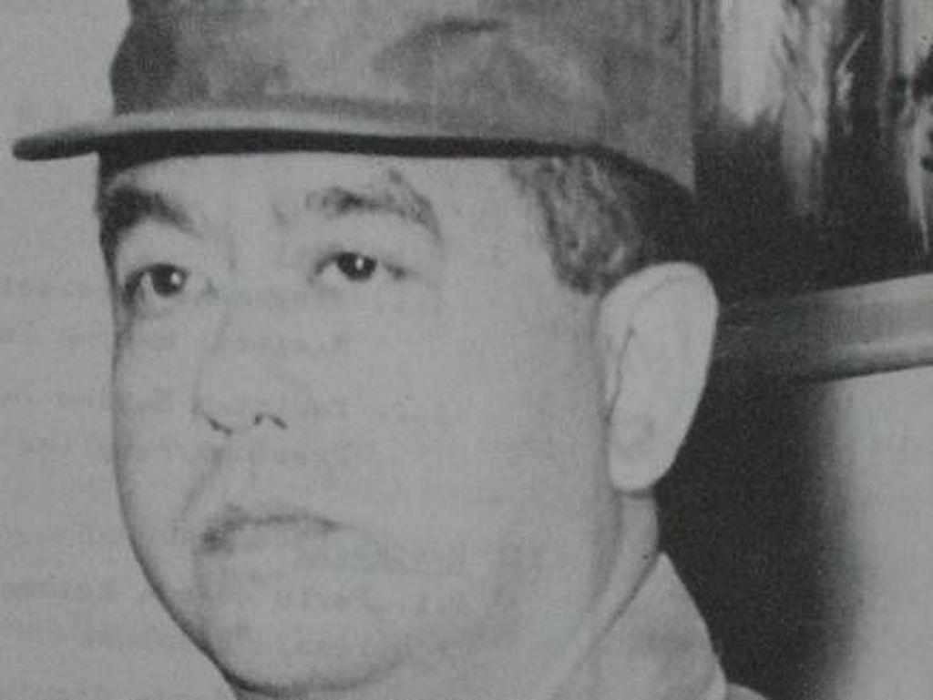 Basuki Rachmat, Pahlawan Nasional Pengantar Surat Perintah Sebelas Maret