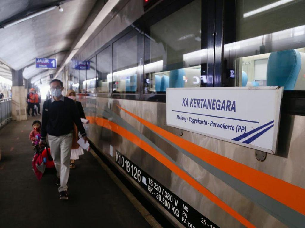 Simak! Ini Syarat Lengkap Naik Kereta Jarak Jauh di Libur Idul Adha