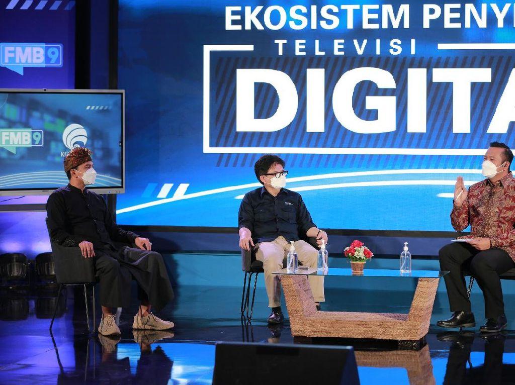 Alih TV Analog ke Digital Diprediksi Tumbuhkan Ekonomi Sebesar 1,25 %