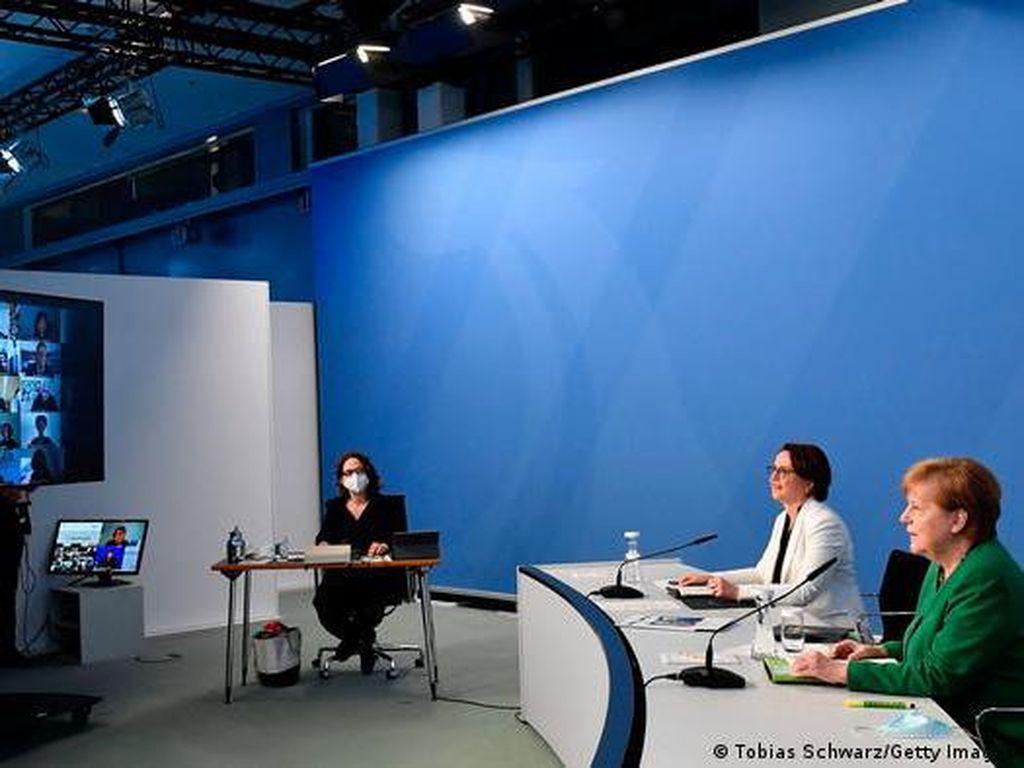 Jerman Putuskan Peta Jalan 100 Langkah Bantu Warga Migran