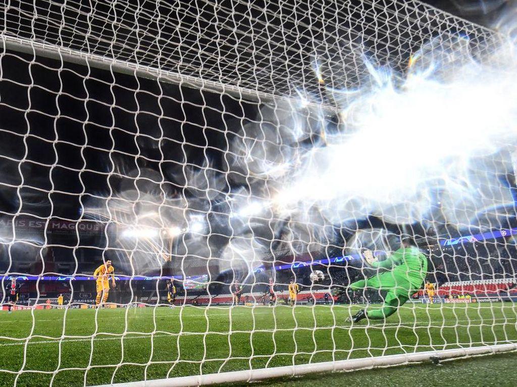 Andai Penalti Messi Masuk ...
