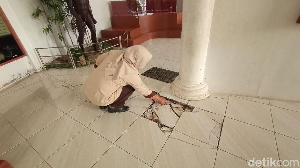 Foto: Museum Purbakala Patiayam Kudus yang Memprihatinkan
