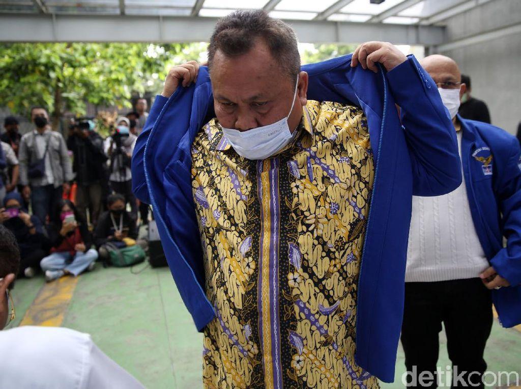 PN Jakpus Tolak Gugatan Jhoni Allen soal Pemecatan oleh AHY