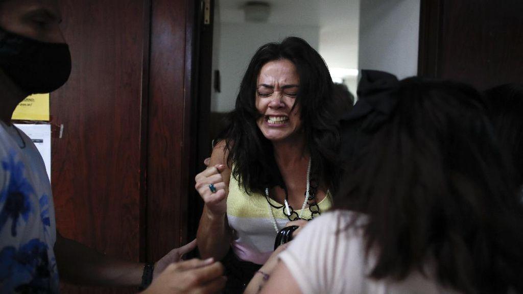 Pastor Pelaku Kasus Pelecehan di Argentina Bebas, Korban Histeris