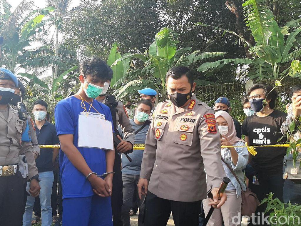 Pria Bogor Habisi 2 Wanita, Polisi: Pelaku Seperti Pembunuh Berantai
