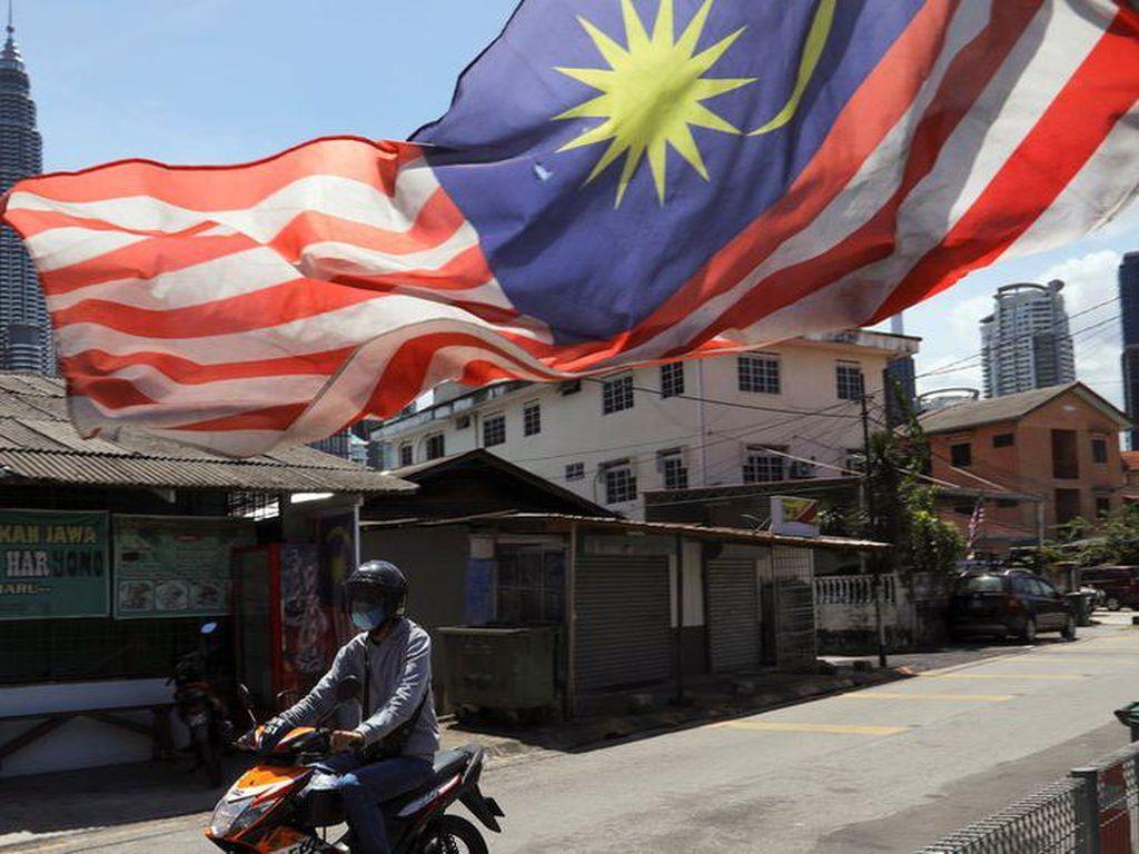 Lockdown, Mal Hingga Pabrik Malaysia Ditutup Mulai Besok