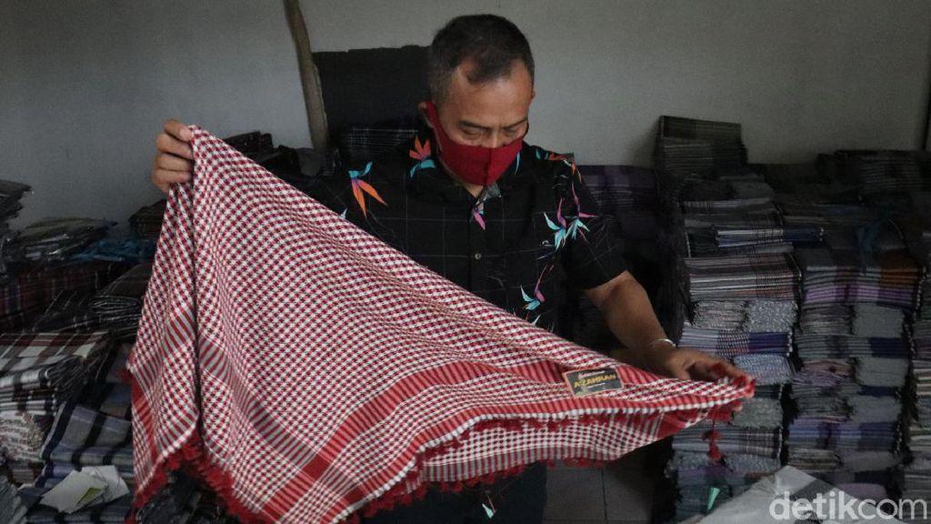Pengusaha Tekstil dan Sarung Majalaya Menjerit di Tengah Pandemi