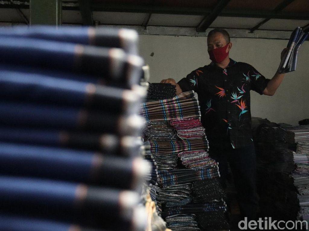 Pengusaha Tekstil Menjerit: Bahan Baku Naik hingga Ada yang Gulung Tikar