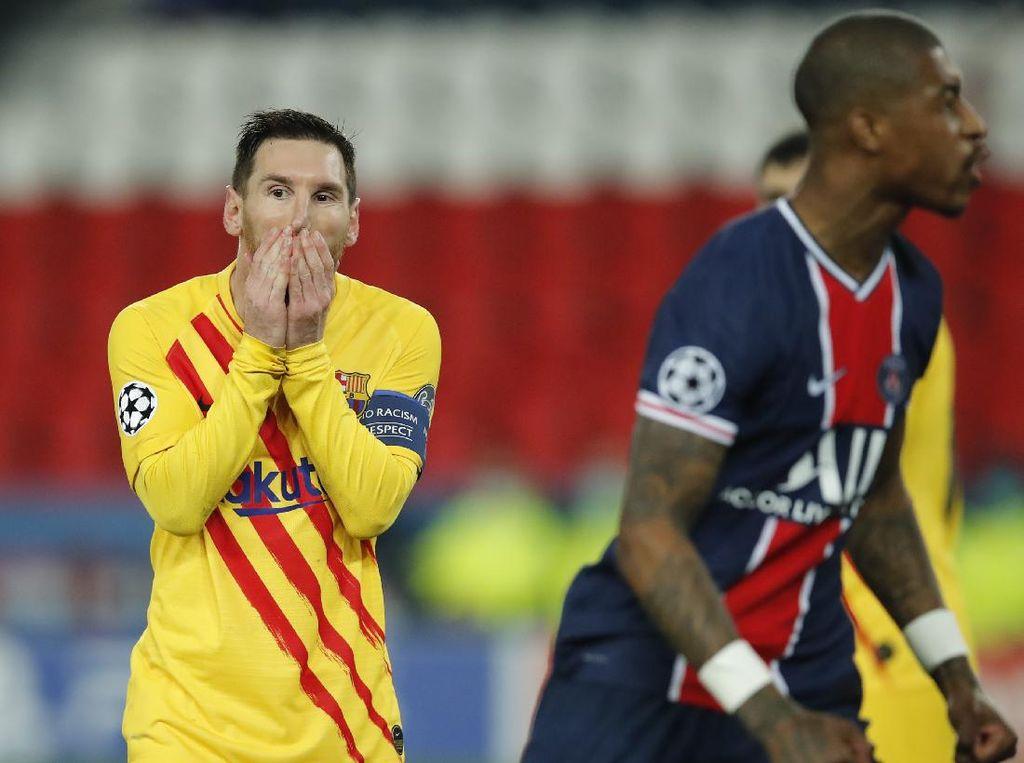 Berhenti di 13: Catatan Barcelona Lolos ke Perempatfinal Liga Champions