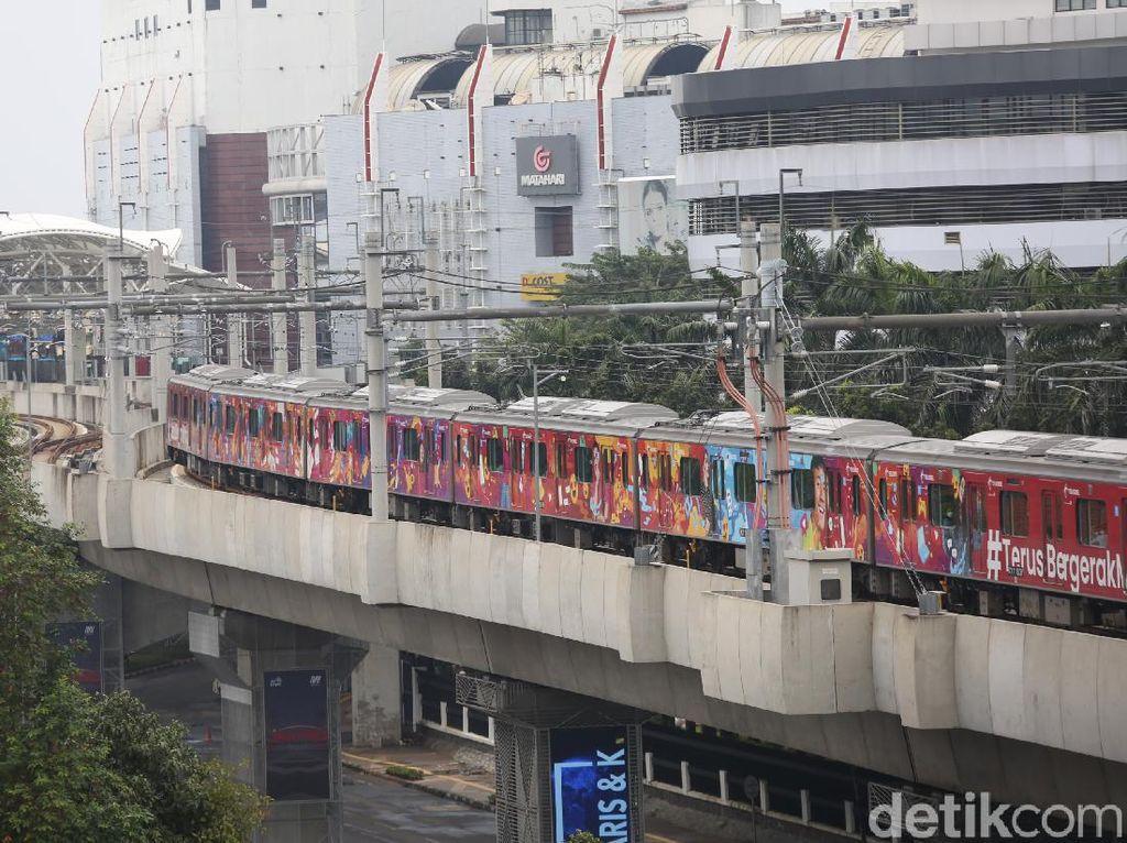 Ini Jadwal Terbaru MRT Jakarta yang Berlaku Mulai Besok