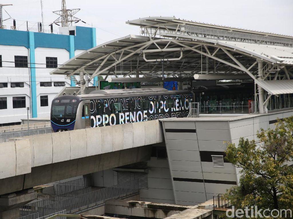 Mengintip Progres Proyek MRT Jakarta Fase II yang Dibangun Sejak 2019