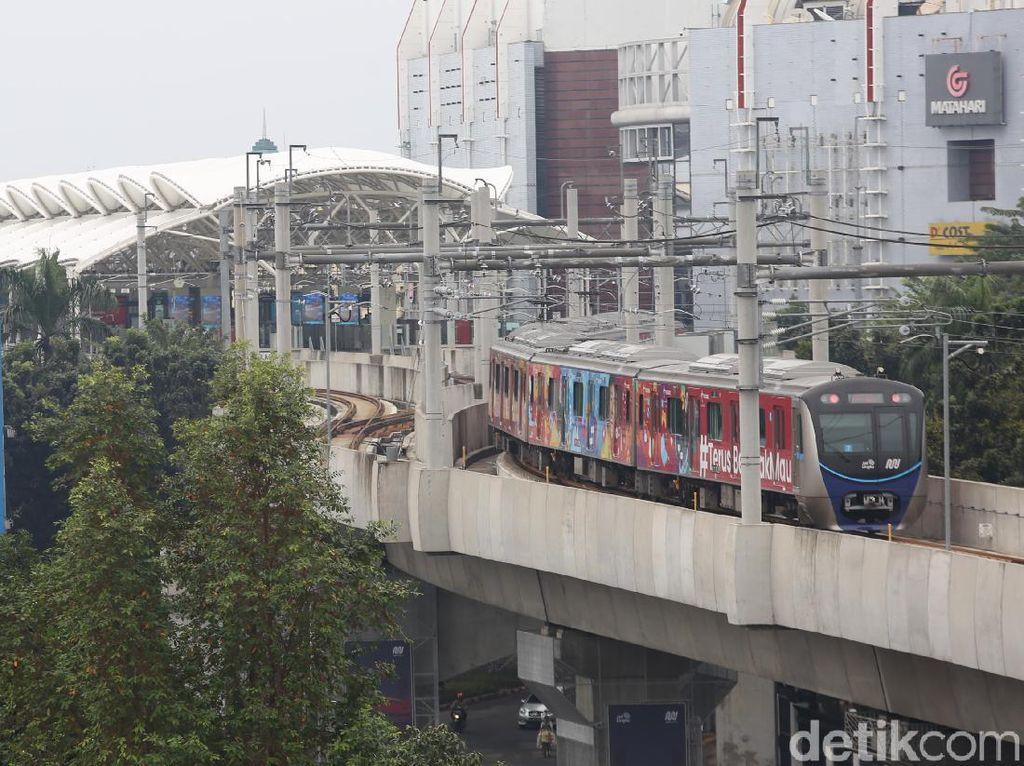 Berlaku Mulai Senin, Ini Jadwal Terbaru MRT Jakarta
