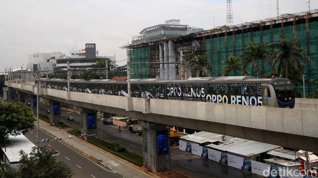 Selain Jakarta, Ini 5 Kota yang Bakal Punya LRT dan MRT
