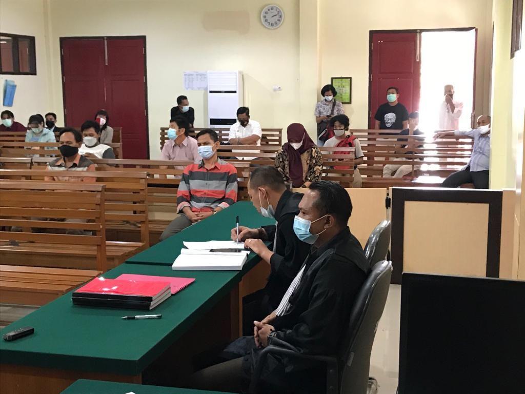 Kasus Korupsi Seragam Linmas Satpol PP, Polisi di Jambi Dituntut 4 Tahun Bui